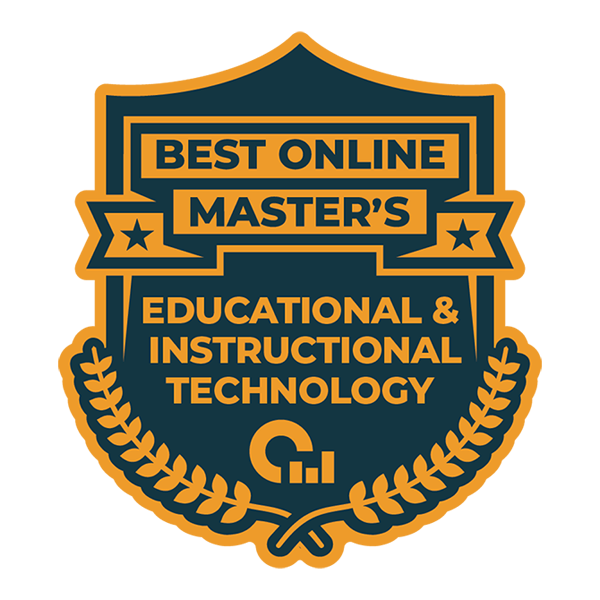 Northwest Missouri State University has been ranked as one of the Best Online Master's in Educational/Instructional Technology!