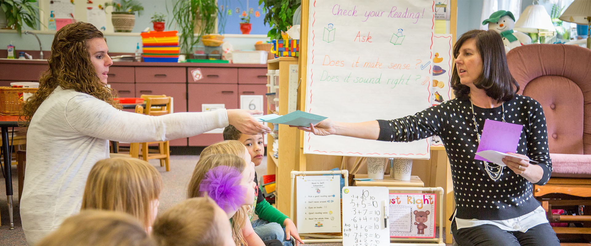Elementary Education <i>with Early Childhood Education minor</i>