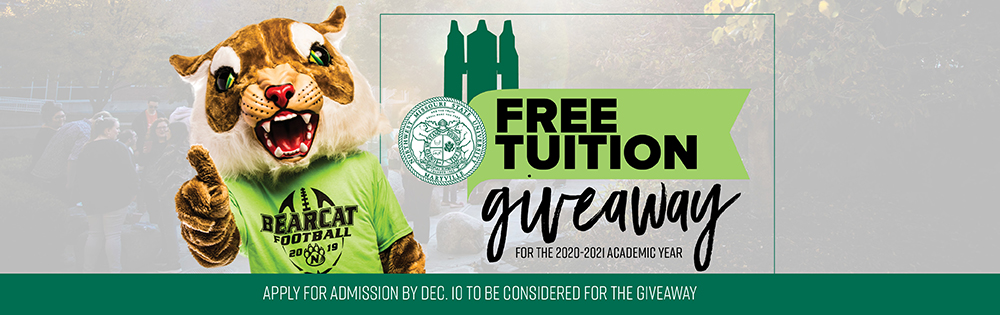 Tuition giveaway