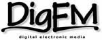 DigEm logo