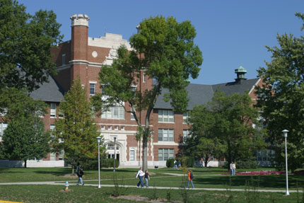 Campus (Photo by University Photography)