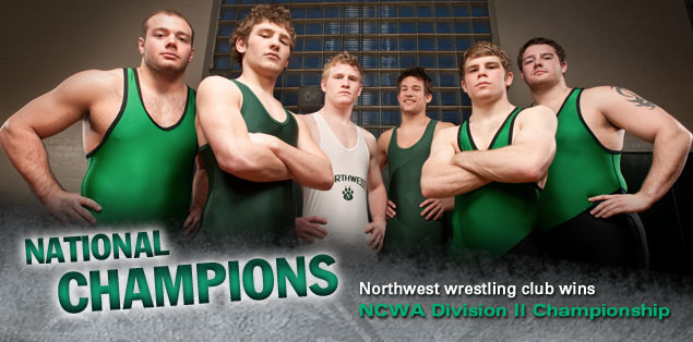 National Champions: Northwest wrestling club wins NCWA Division II Championship