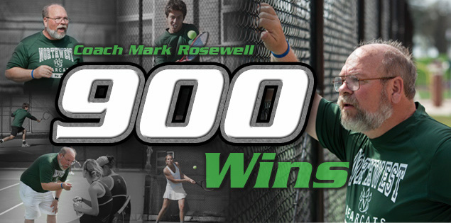 Coach Mark Rosewell: 900 wins!