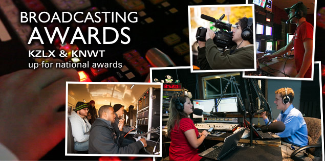 Broadcasting Awards: KZLX & KNWT up for national awards