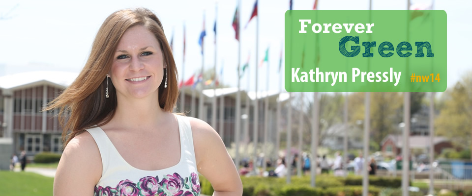 Forever Green: Kathryn Pressly
