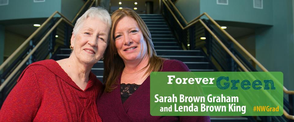 Forever Green: Sarah Brown Graham & Lenda Brown King