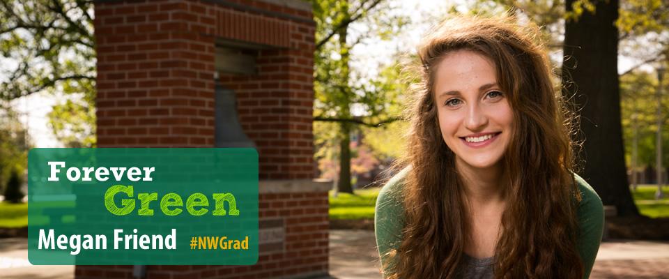 Forever Green: Megan Friend