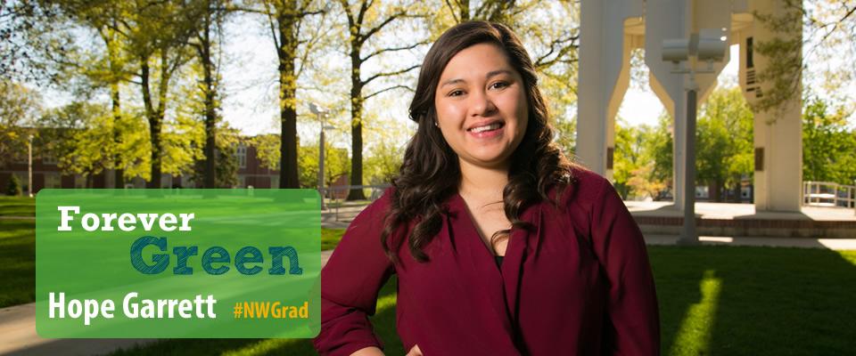 Forever Green: Hope Garrett