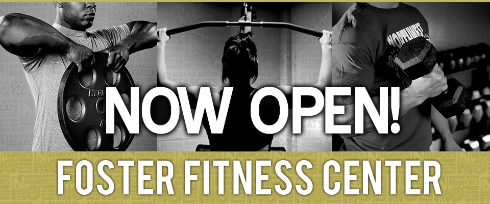 Now Open! Northwest Missouri State University Foster Fitness Center