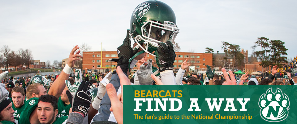Bearcats Find a Way: The fan's guide to the National Championship