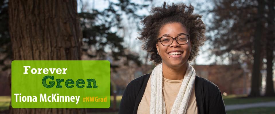 Forever Green: Tiona McKinney