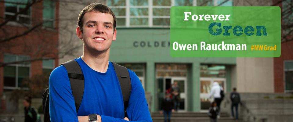 Forever Green: Owen Rauckman
