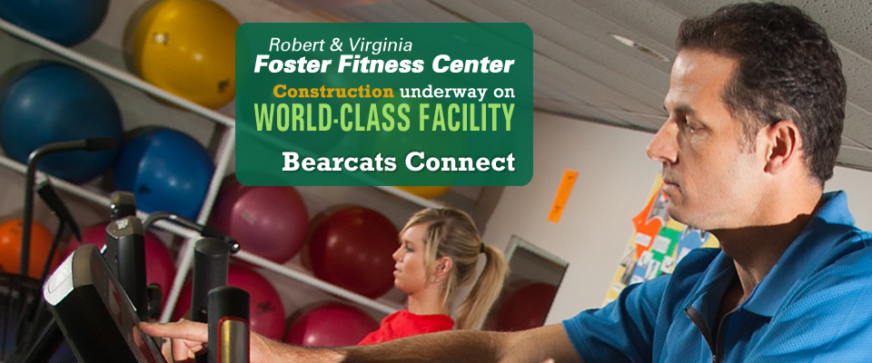 Robert & Virginia Foster Fitness Center: Construction underway on world-class facility