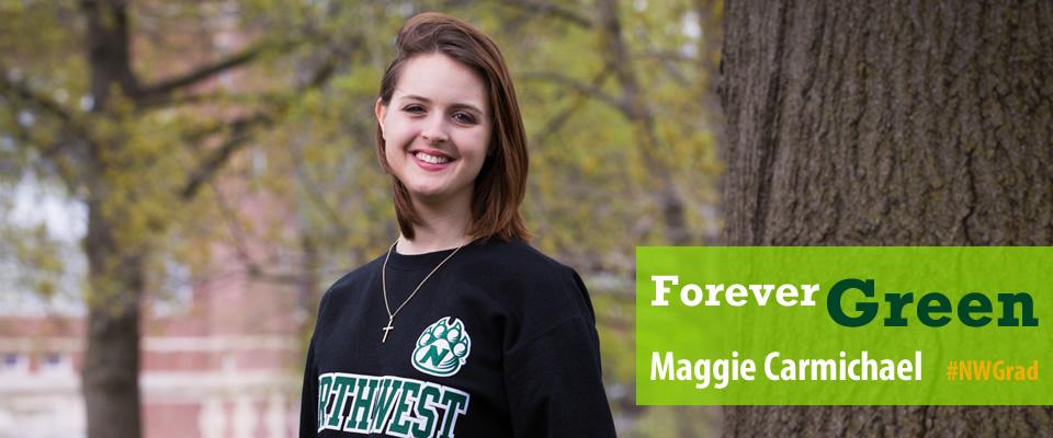 Forever Green: Maggie Carmichael