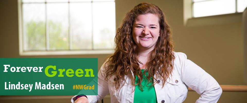 Forever Green: Lindsey Madsen