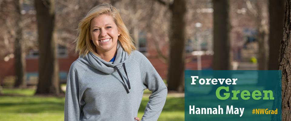 Forever Green: Hannah May