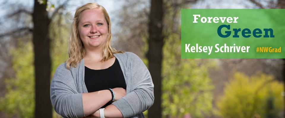 Forever Green: Kelsey Schriver