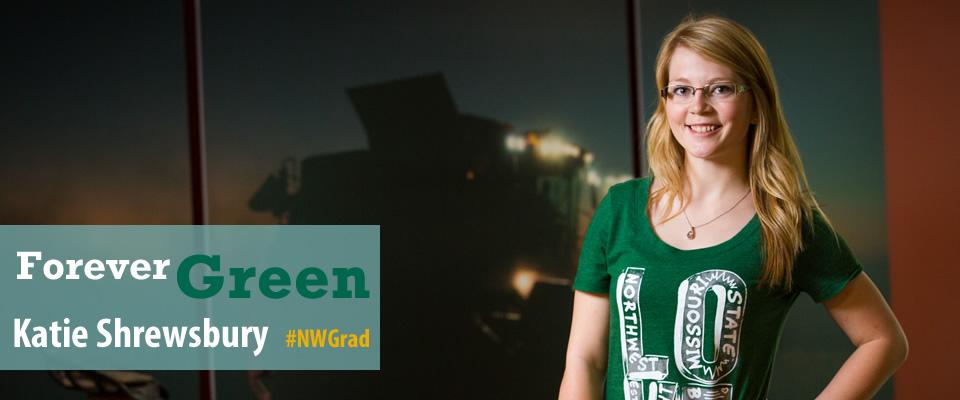 Forever Green: Katie Shrewsbury