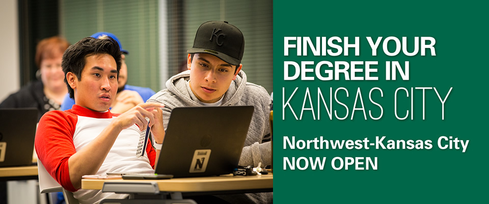 Finish your degree in Kansas City: Northwest-Kansas City now open!