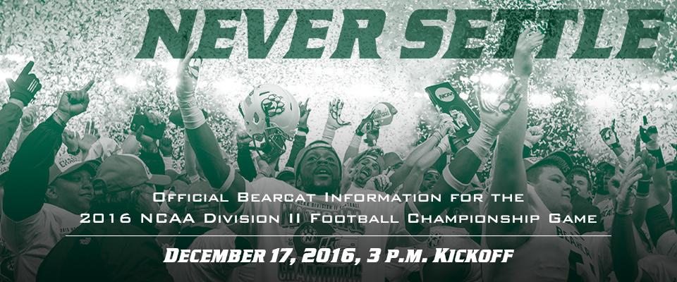NCAA Division II Football National Championship