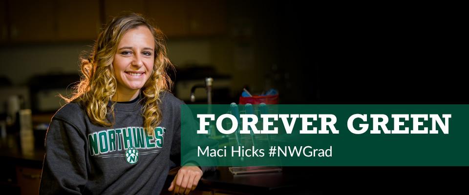 Forever Green: Maci Hicks