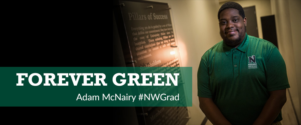 Forever Green: Adam McNairy