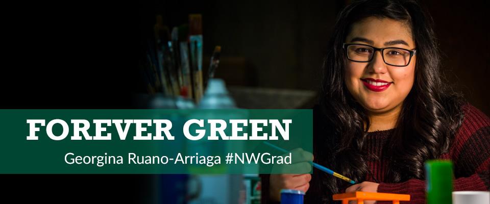Forever Green: Georgina Ruano-Arriaga