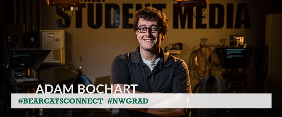 Adam Bochart #NWGrad