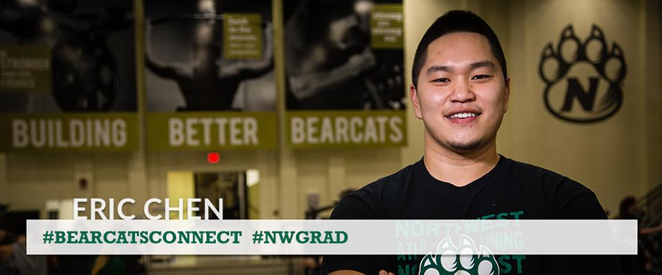 Eric Chen #NWGrad