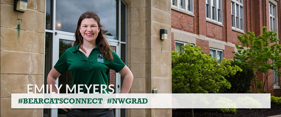 Emily Meyers #NWGrad