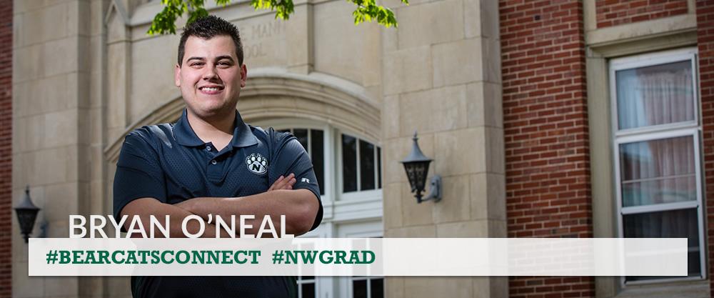 Bryan O'Neal #NWGrad