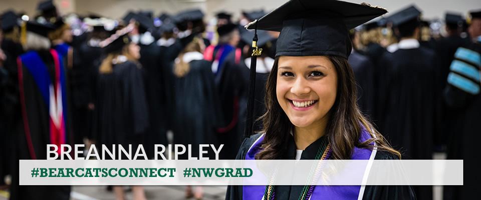 Breanna Ripley #NWGrad