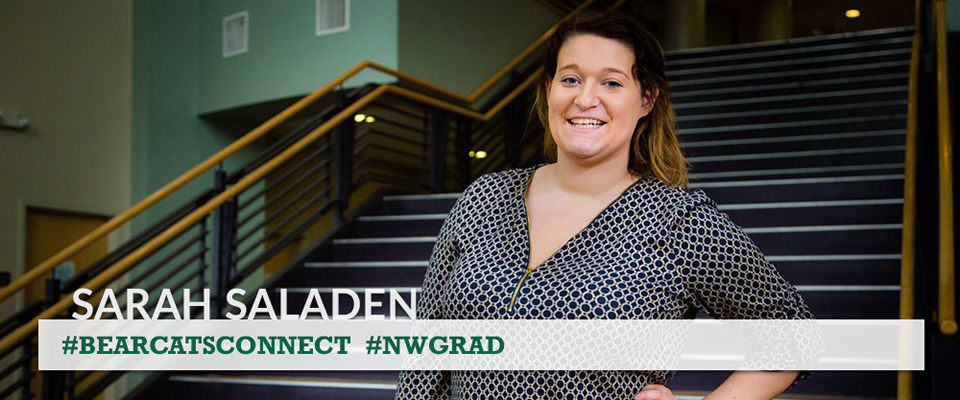 Sarah Saladen #NWGrad