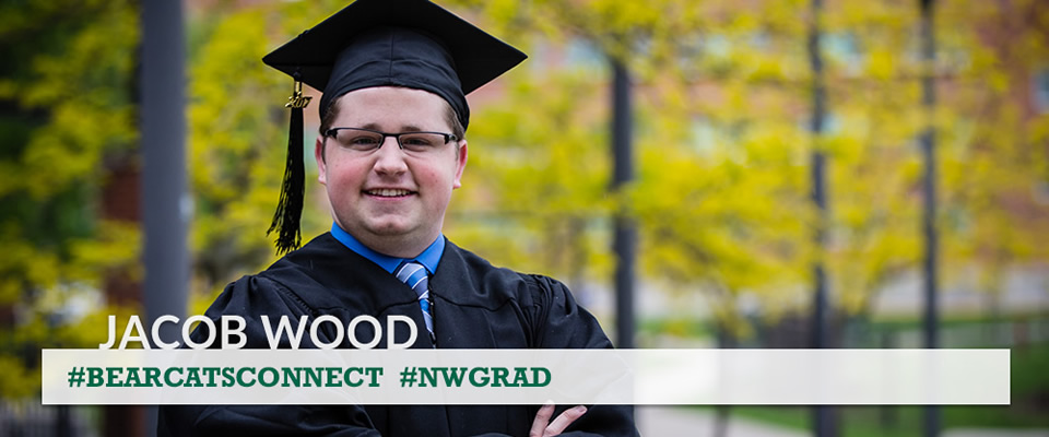 Jacob Wood #NWGrad