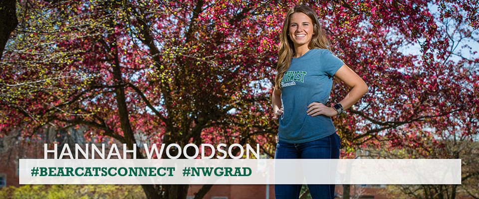 Hannah Woodson #NWGrad