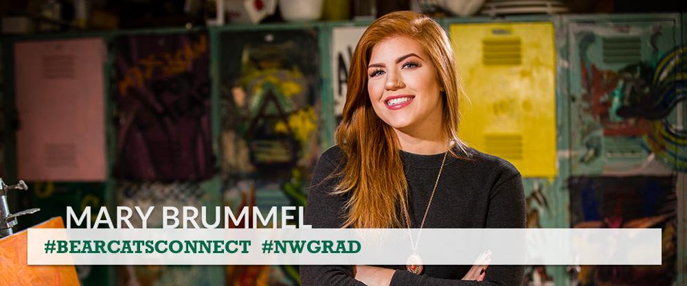 Mary Brummel #NWGrad