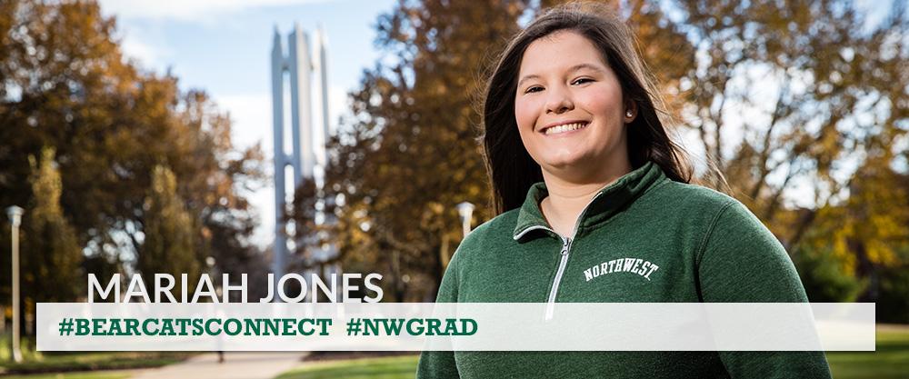 Mariah Jones #NWGrad