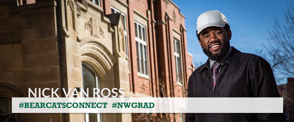 Nick Van Ross #NWGrad