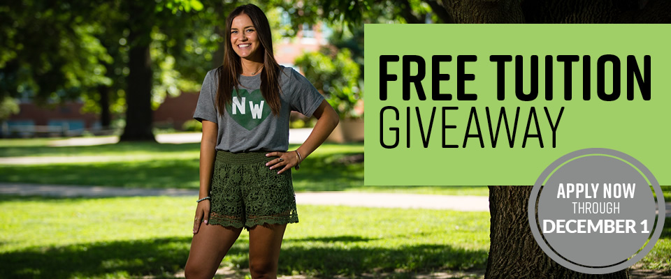 Free Tuition Giveaway