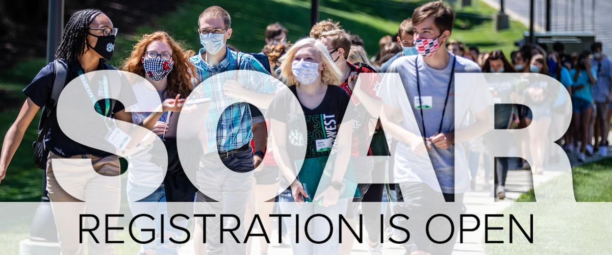 SOAR Registration is open!