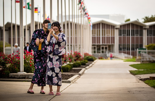International study service center