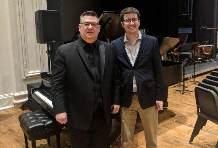 Maryland university premieres alumnus' orchestra composition