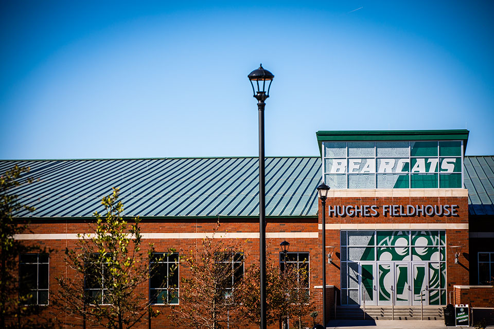 Hughes Fieldhouse to close May 28 for rescheduled repair