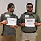 Computer science students place first in regional poster contest