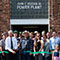 Ceremony celebrates Redden's service, renaming of Power Plant