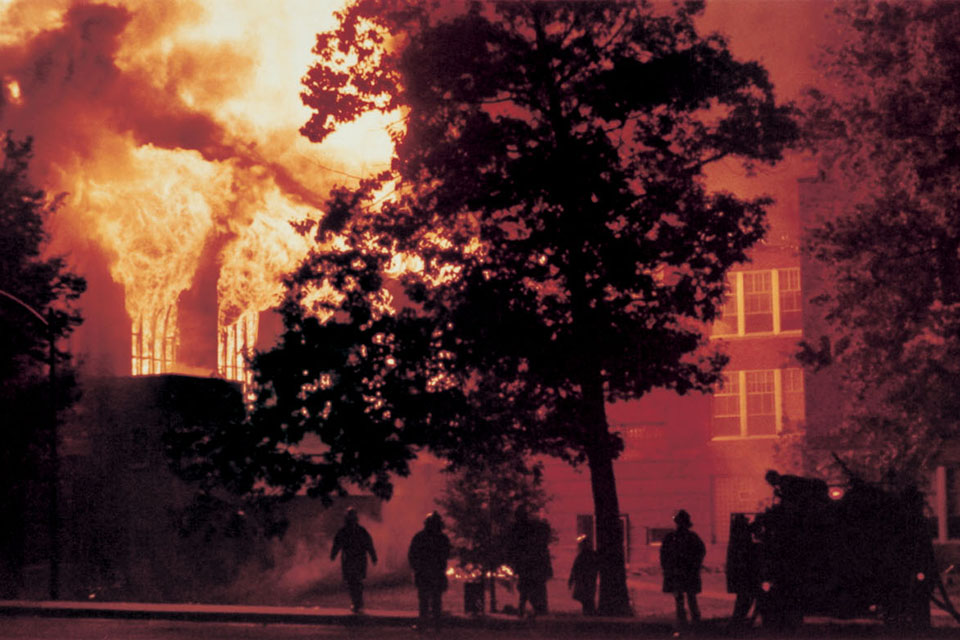 Northwest to commemorate 40th anniversary of Administration Building fire, remodeling of KXCV studios