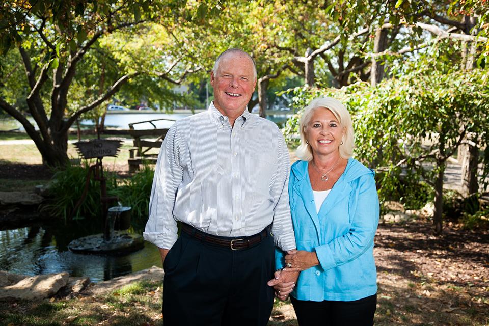 Carl and Cheryl Hughes