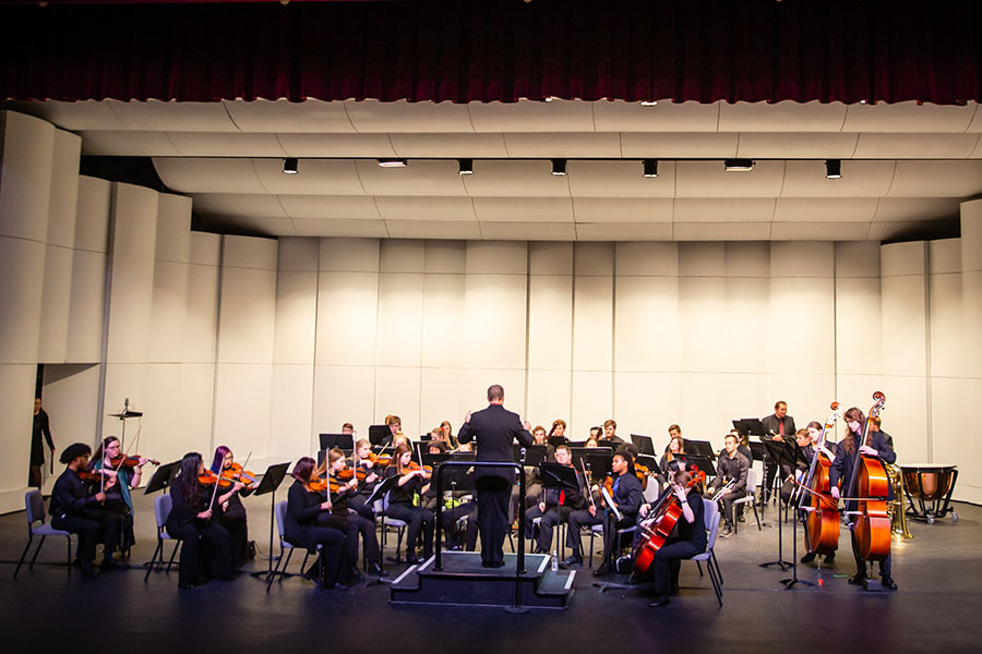 Symphony Orchestra to perform April 20, premiere work by alumnus