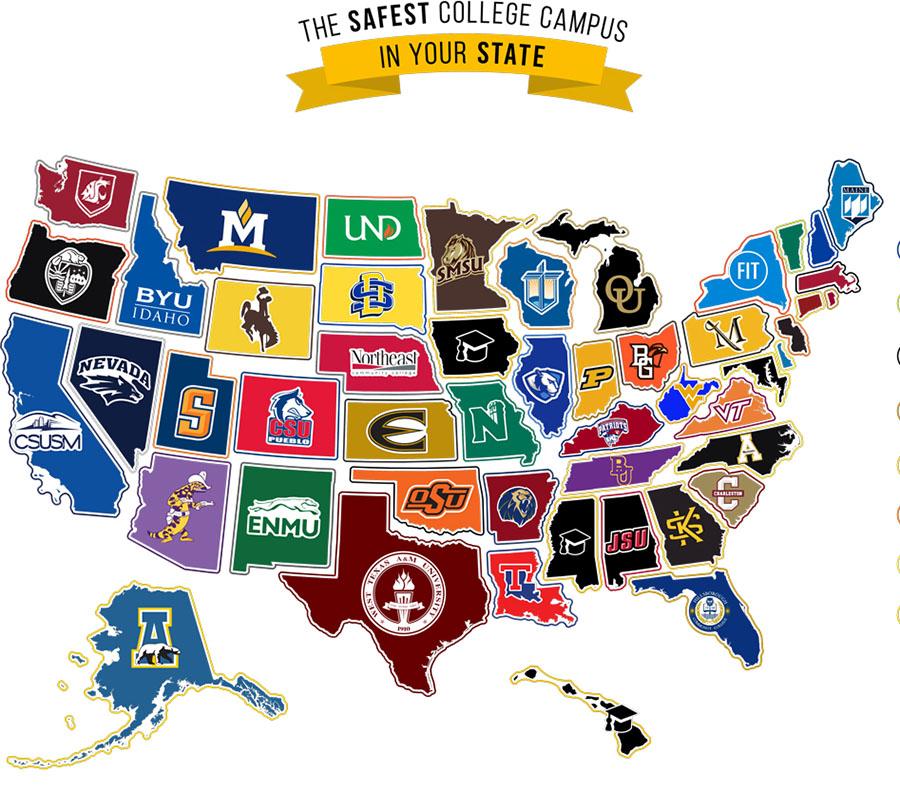 Northwest named safest college campus in Missouri