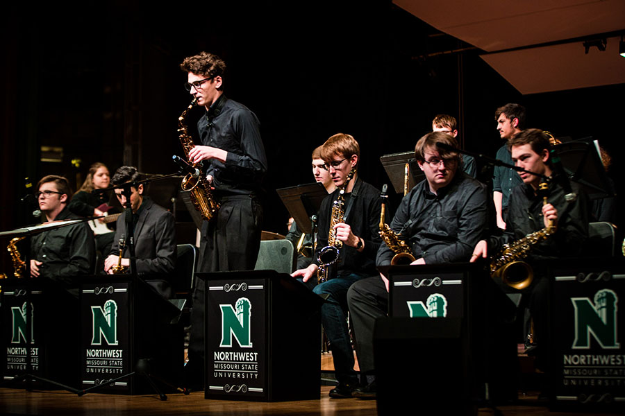 Jazz ensembles to perform outdoor concert Monday at College Park
